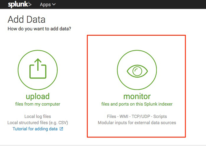 Monitoring files activity with Splunk – Resilio Connect